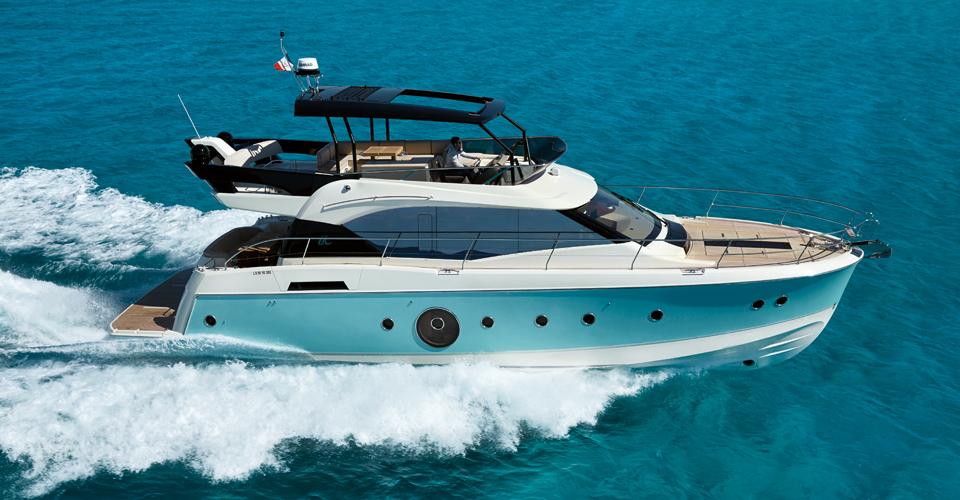 Monte Carlo Yachts MC 6