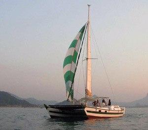 Яхтинг в Тайланде